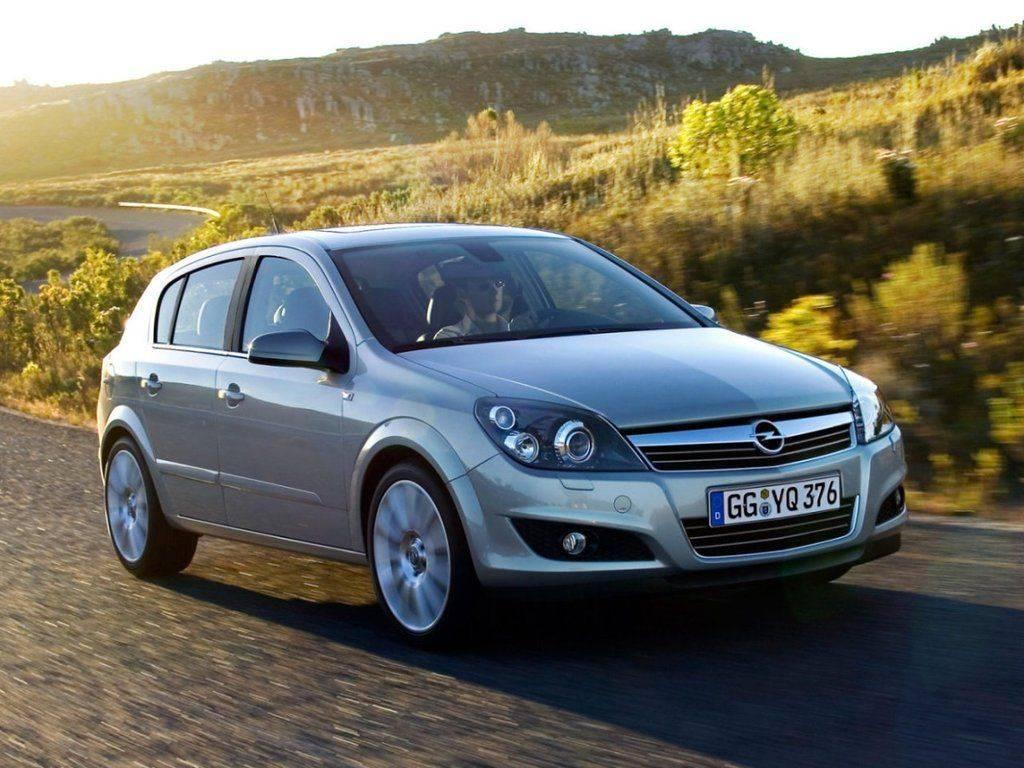 Opel Astra Family Hatchback